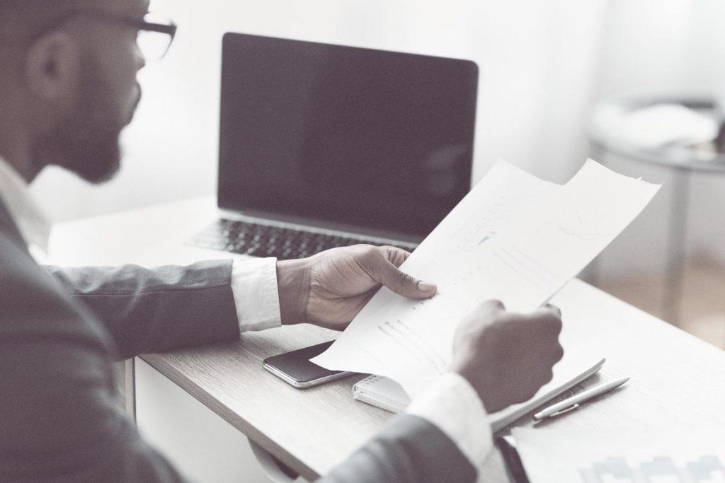 Paperwork | Higginbotham Financial